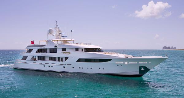 Westport Tri Deck Motor Yacht Profile