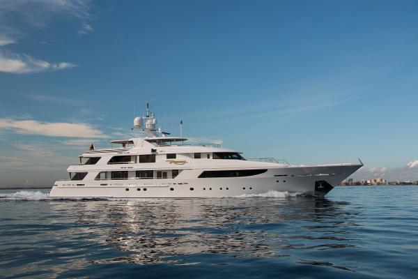 Westport Tri Deck Motor Yacht