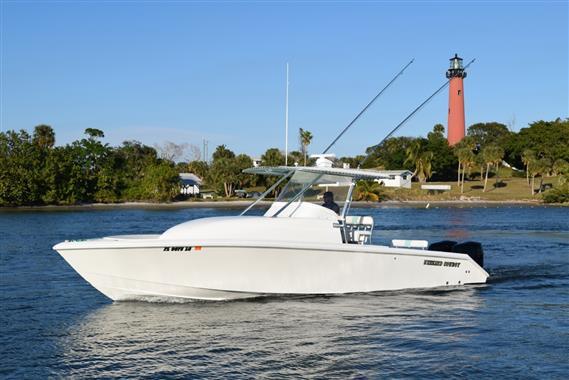 Venture Boat Company WALKAROUND CUDDY