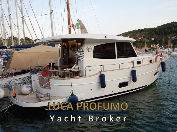 Sasga Yachts Minorchino 34 Menorquin
