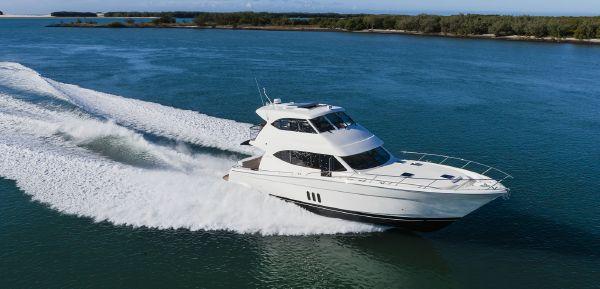 Maritimo M58 Cruising