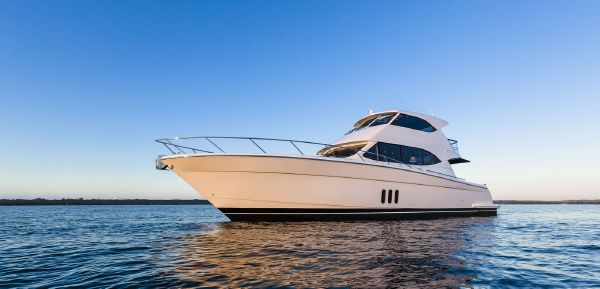 Maritimo M58 Manufacturer Provided Image: Maritimo M58
