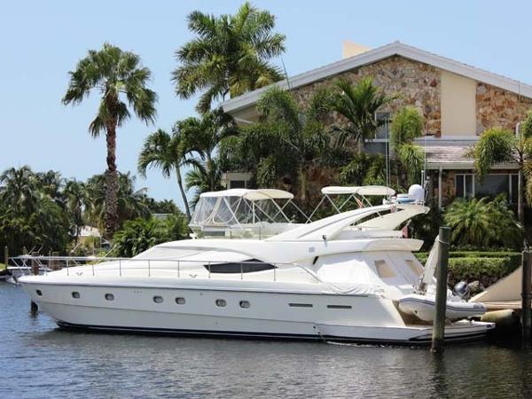 Ferretti Yachts 620 Profile