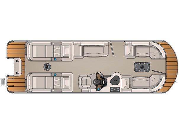 Avalon Ambassador RL - 27 ft. Length Class