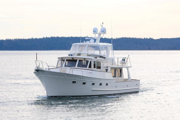 Fleming 55 Pilothouse