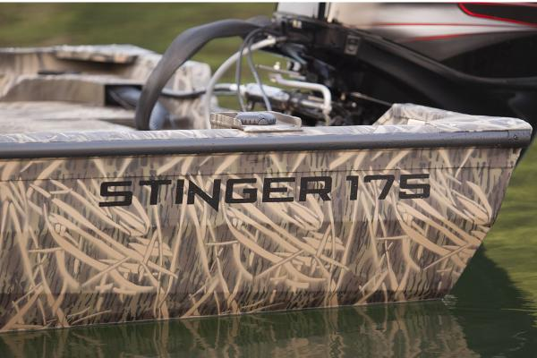 Lowe Stinger 175 Poly Camo Manufacturer Provided Image