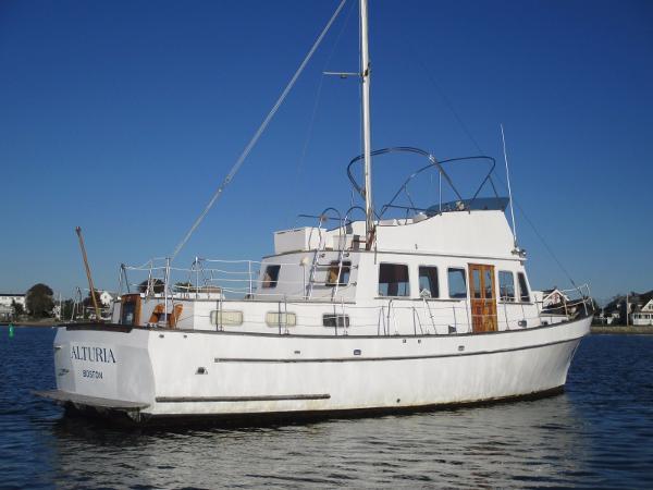 Bristol 42 Trawler