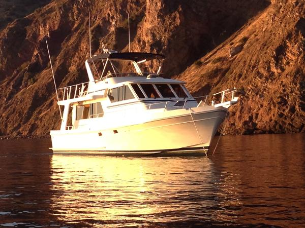 Offshore 48 Pilothouse Catalina