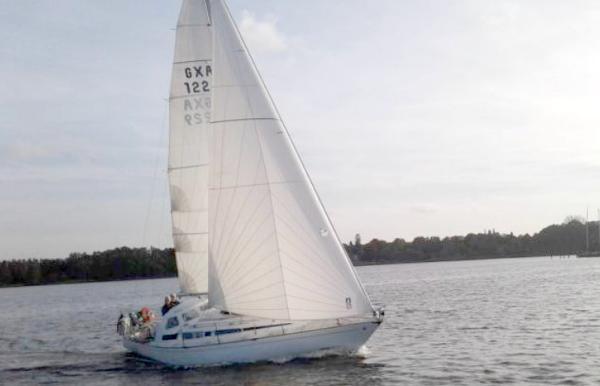 Lurssen Elvström 32 Cruiser