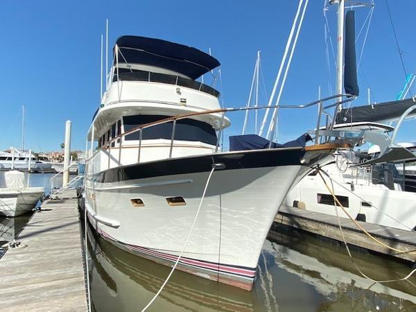 Marine Trader 50 Trawler Motor Yacht