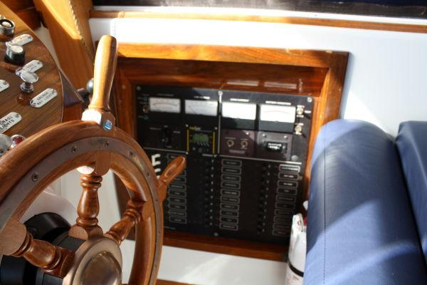 Electrical panel (sistership)