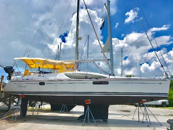 Jeanneau Sun Odyssey 45ds Selene