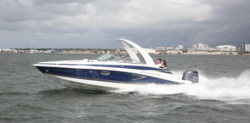 Crownline 270 XSS