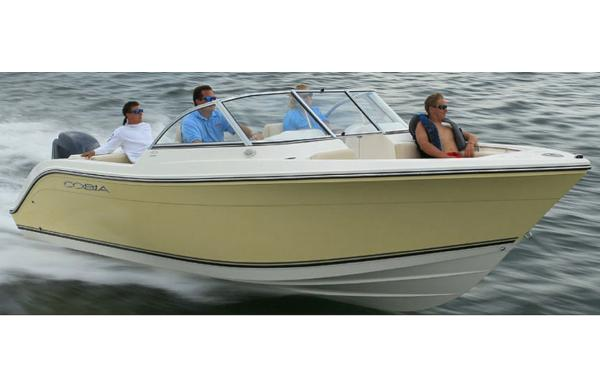Cobia 220 Dual Console Manufacturer Provided Image