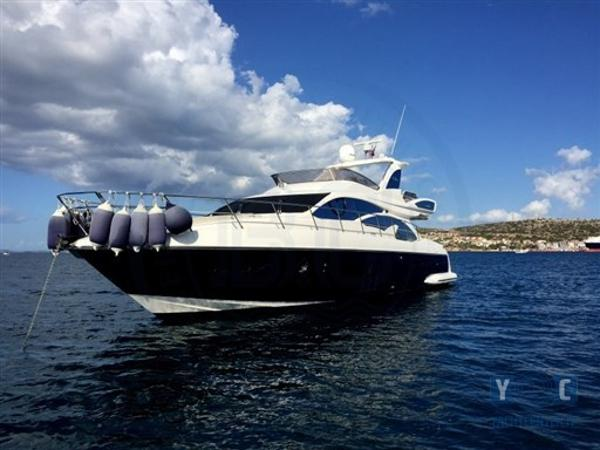 Azimut 60 Flybridge AZIMUT 60 2012 MODEL B&C MARINE (1)