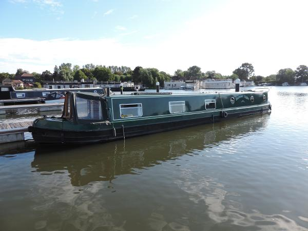 Narrowboat Aqualine