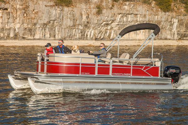 Crestliner 160 Sprint Cruise Manufacturer Provided Image