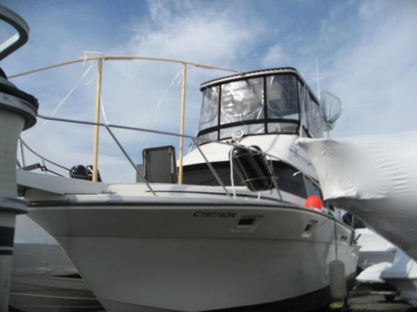 Luhrs 342 Convertible
