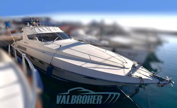 Riva 43 TROPICANA Riva Tropicana 43 1989 Valbroker (1)