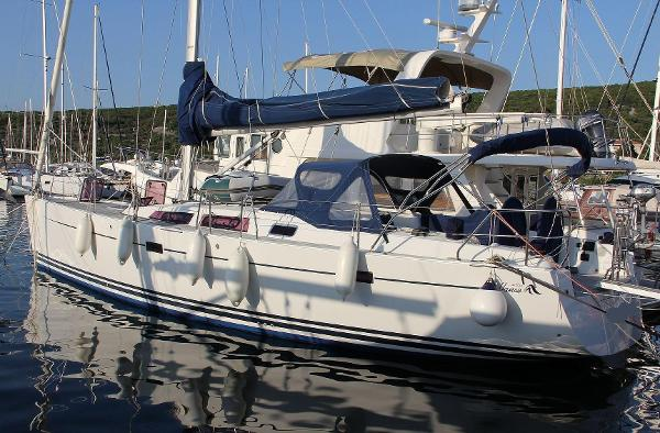 Hanse 470e / VAT paid / private