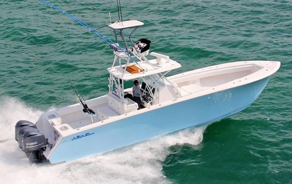 seahunter 41CC
