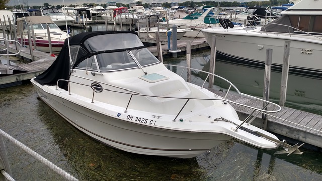 Sport-Craft 241 WAC