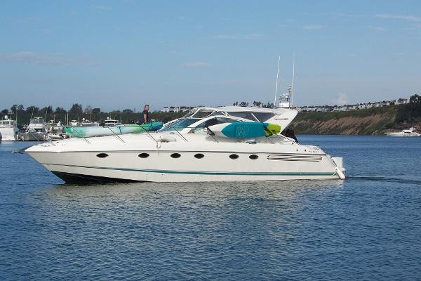Fairline Targa GT