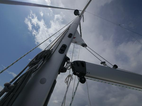 Albatross 42 Mast