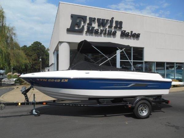 Bayliner 195 Bowrider Profile