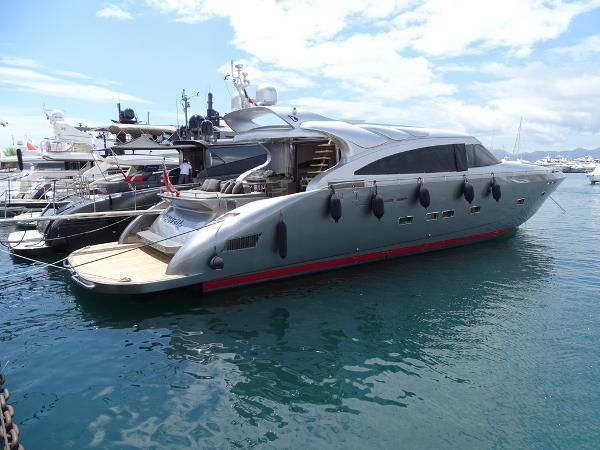 Ab Yachts 92 profile 1