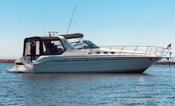 Sea Ray 400 Express Cruiser STB PROFILE