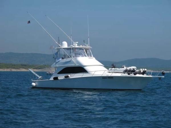 Viking 48 Conv Sport Fisher Viking 48 Convertible