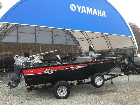 G3 Boats Angler V164 F