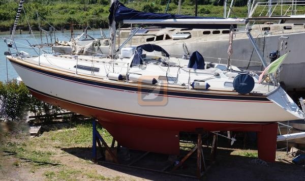 Westerly Yacht Limited Westerly 38 Oceanranger Westerly 38 Ocean Ranger