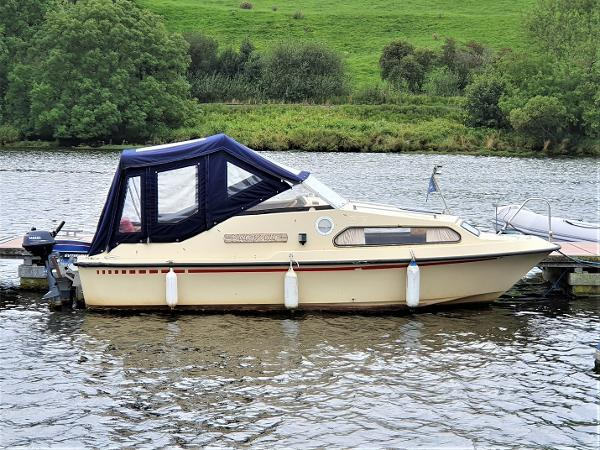 Shetland 570 Shetland 570 for sale with BJ Marine