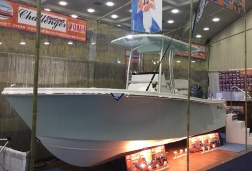 Kencraft Challenger 21 Caribbean Colored Hull