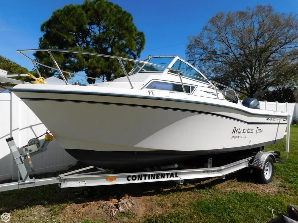 Grady-White Adventure 208 1995 Grady-White Adventure 208 for sale in Vero Beach, FL