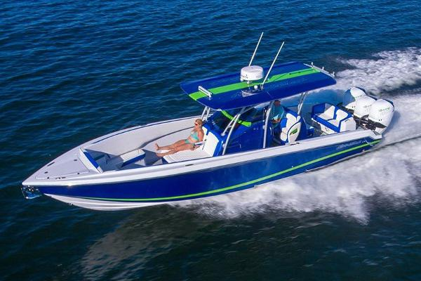 Nor-Tech 340 Sport Center Console Manufacturer Provided Image
