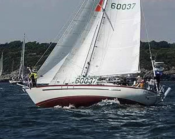 Pacific Seacraft 37 FIDELIS