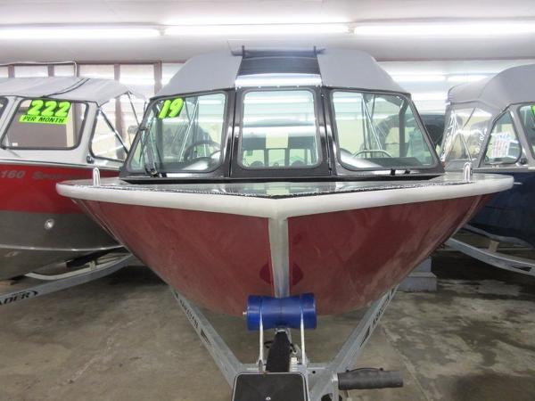 Rh Boats 19' SH