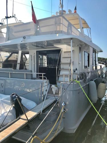 Beneteau. Swift Trawler 50