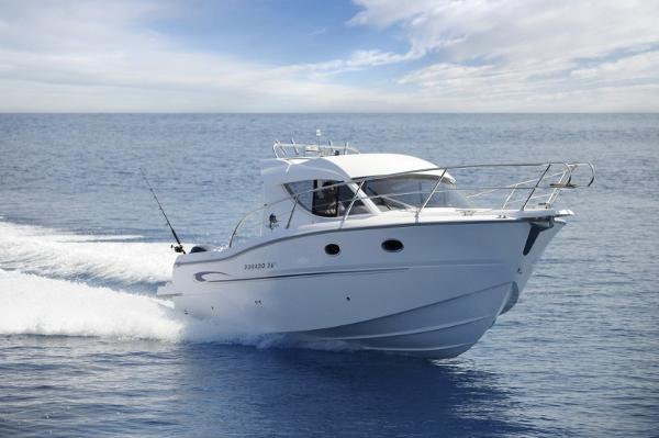 Sessa Marine Dorado 26 Outboard
