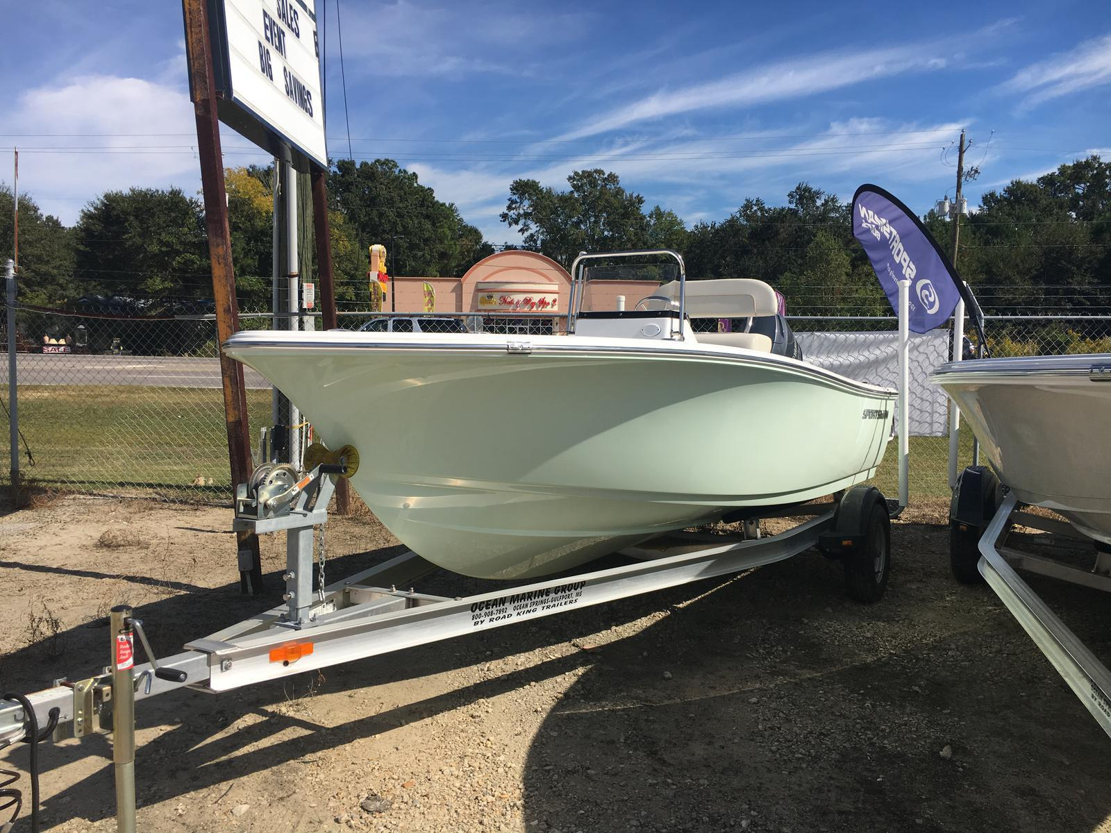 Sportsman Boats 17 Island Reef