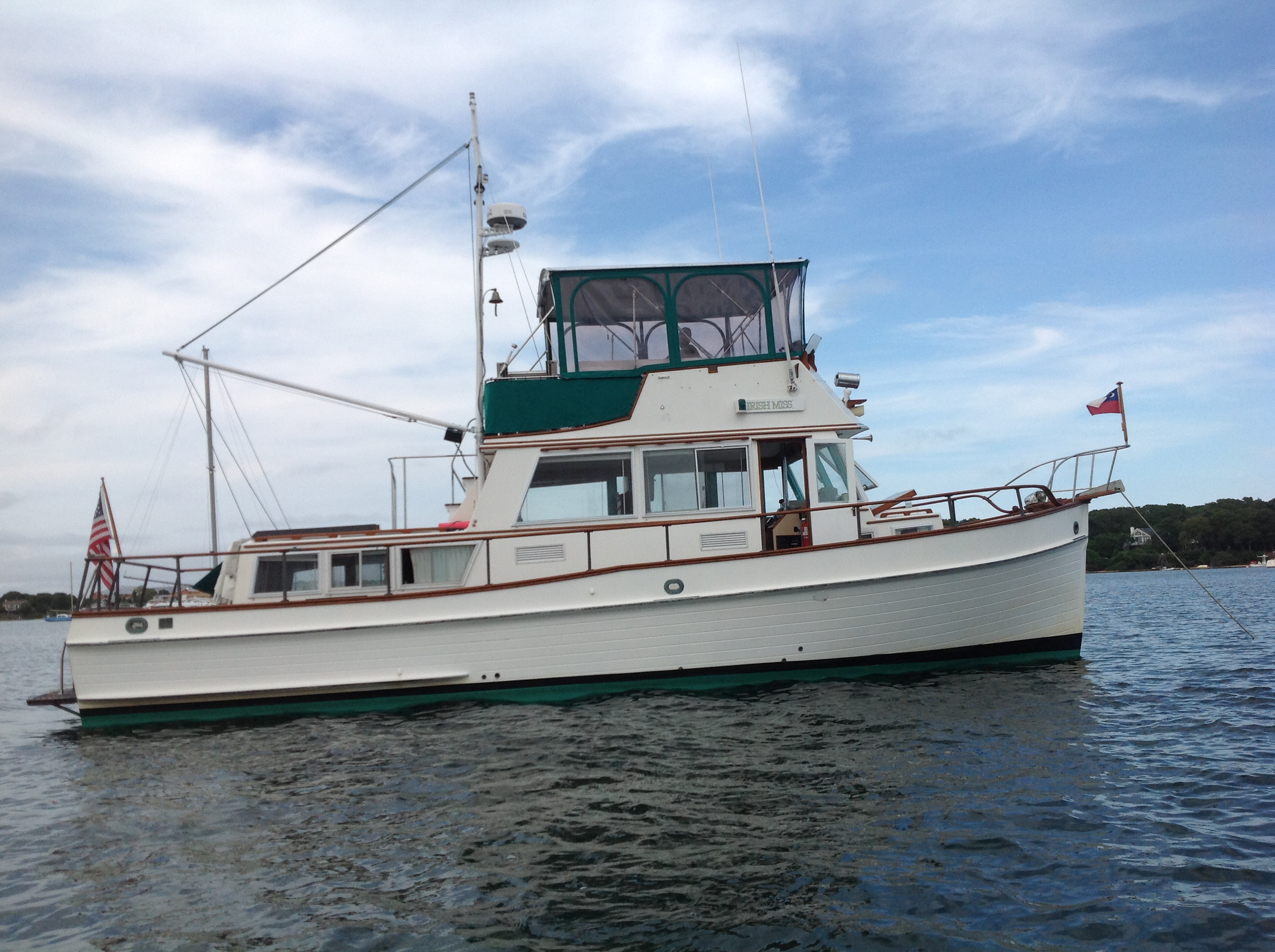 Grand Banks Classic 36'