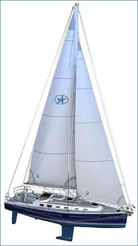 Blue Jacket (Sail Free in Florida) 2015 Blue Jacket 40