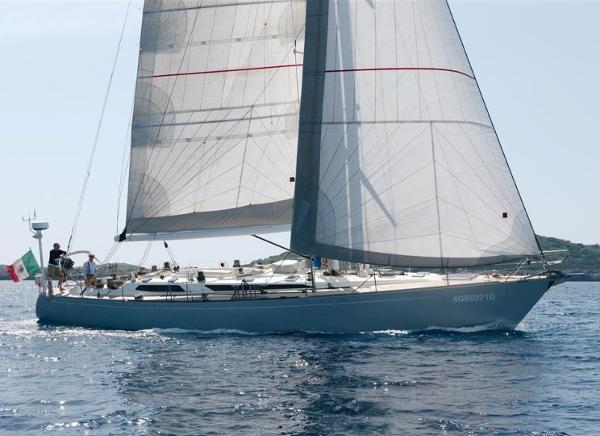 Baltic 58 / 59 Custom