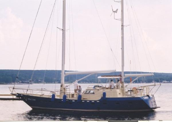 Custom Bruce Roberts Ketch