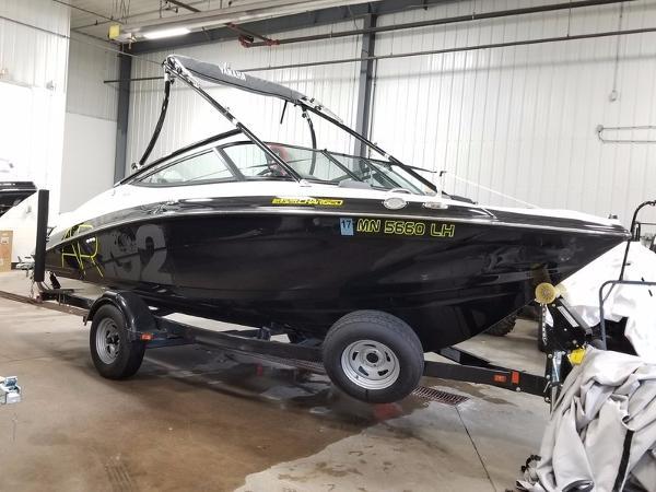 Yamaha Sport Boat AR192