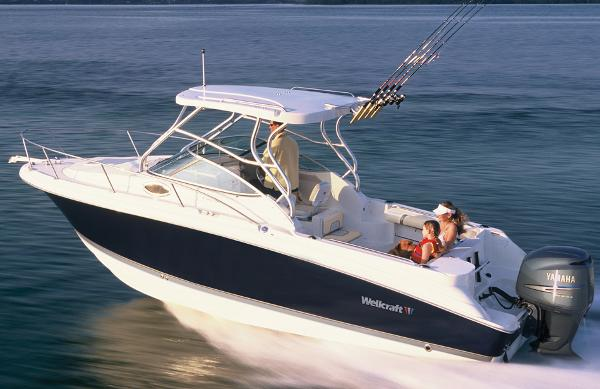 Wellcraft 252 Coastal Manufacturer Provided Image