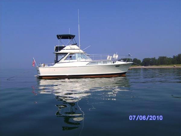 Chris-Craft 38 Commander (SRG)